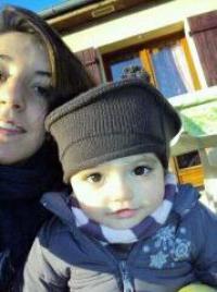 Ma niece et moi :]