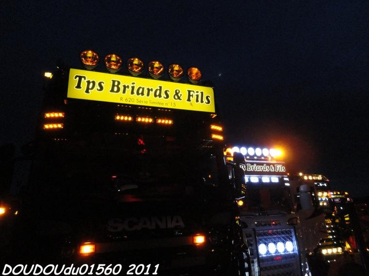 Transports Briards et Fils - Handicaminotrucks Montélimar 2011