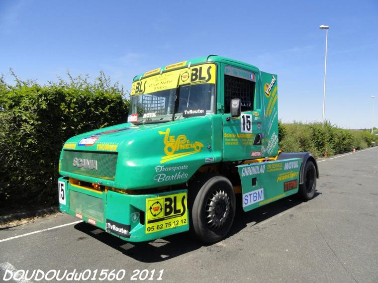 Coupe de France Camions  - Magny-Cours 2011