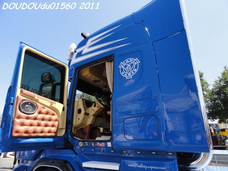 Scania T500 V8 Elytrans-Line - Magny Cours 2011