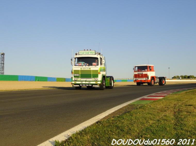 Camions Anciens - Magny Cours 2011