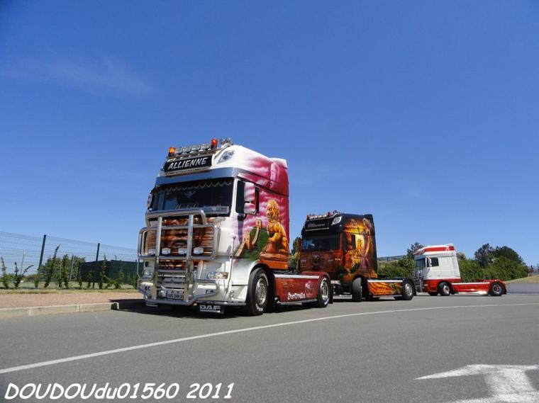 photos de groupes - Magny Cours 2011
