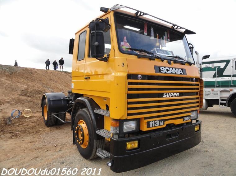 Scania - 24h du Mans 2011