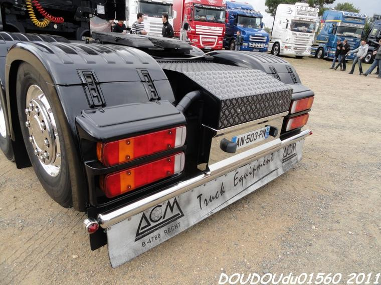Scania T Alfa Trans - 24h du Mans 2011