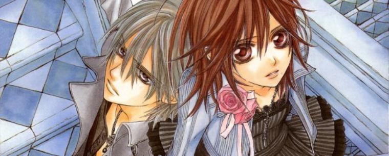 Le Mag Manga no Supaku - N°1 - Best New : Vampire Knight Partie 1/2 - P3