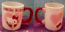 Mes verres Hello Kitty
