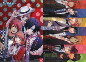 Uta no prince sama - Clear Petit format (22,5 x 14 cm)