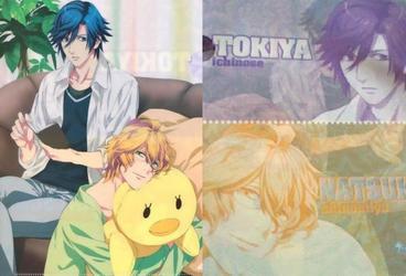 Goodie Uta no prince sama - Natsuki x Tokiya