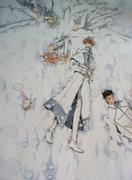 Goodie Tsubasa Réservoire Chronicle - Poster