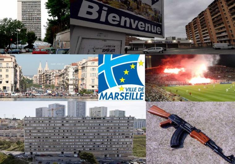 Marseille c'est :