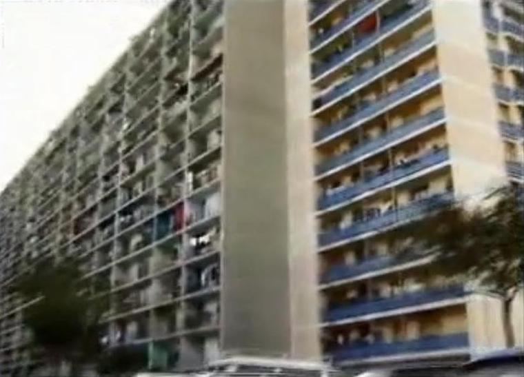 Cité Felix Pyat ( Parc Bellevue 143 ) , La pire cité d'europe ...