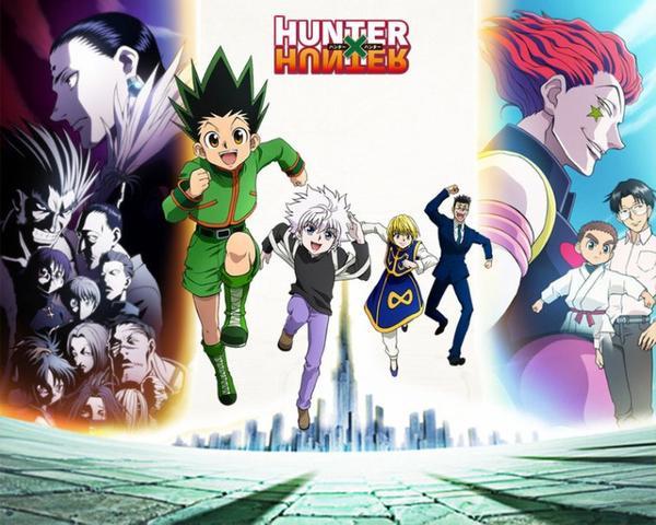 J'ai fini Hunter x Hunter… et je pleurs.