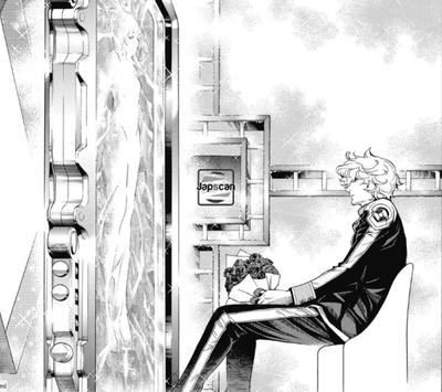 MANGA TIME - Platinum End: Tome 3
