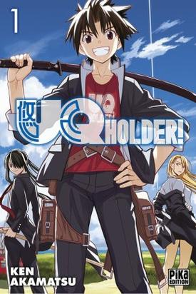 UQ Holder ! (1) 01 / 10 / 2014