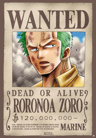 Roronoa Zoro !! <3