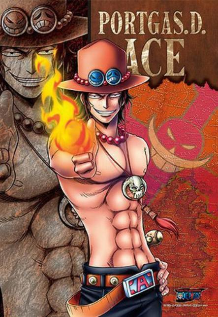 Anniversaire de Ace <3 <3 3