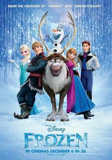 >> Dessin Animé - Frozen <<