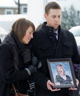 Diane Grégoire enterrée avec sa mère et son fils Grégory