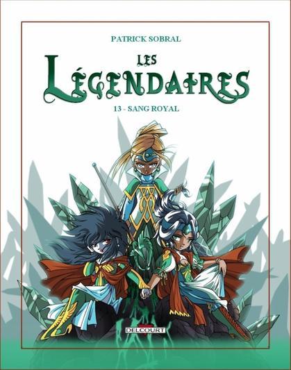 """""""Les Légendaires by me"""" - Chapitre 3"""