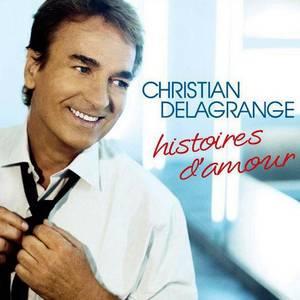 """Découvrez le nouveau CD de Christian Delagrange : """"Histoires d'amour""""..."""