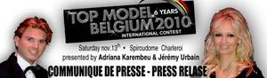 Top Model Belgium 2010 - International Contest