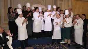 « A table avec les Etoiles » : Le Beaujolais au coeur de l'Europe !