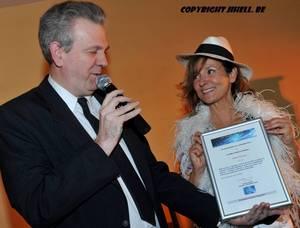 Marie-Christine Maillard reçoit les honneurs, avec 4 Etoiles de BES !!!