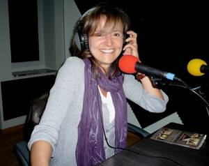 """Vidéo de Marie-Christine Maillard, dans """"Les Etoiles de BES"""" sur Gold FM"""