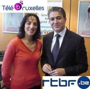 Le rapprochement entre Télé Bruxelles et la RTBF est signé !!!