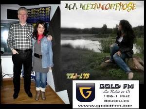 """Yza-lys dans : """"Les Etoiles de BES"""" sur Gold FM - 23.02.2011"""