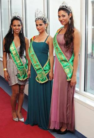 "Miss Brasil Belgium 2011 : La gagnante, une bien jolie ""MISS"" !!!"