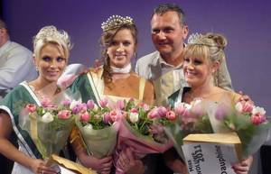 Miss Woluwe 2011 - La gagnante