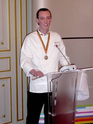 Cérémonie en l'honneur des représentants du monde de l'artisanat - 23.05.2011