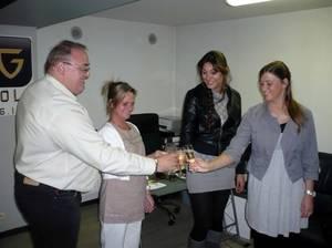"""Le comité """"MISS WOLUWE"""" à l'honneur pour l'Ordre Belge de la Courtoisie"""