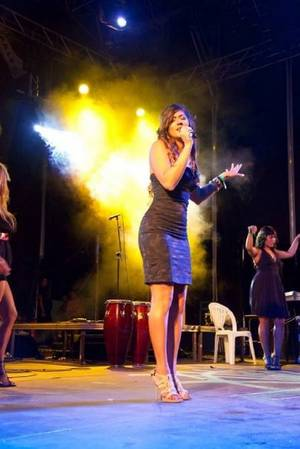 "MAIARA notre ""Ambassadrice"", sera en concert à ""LA FIESTA LATINA"" !!!"