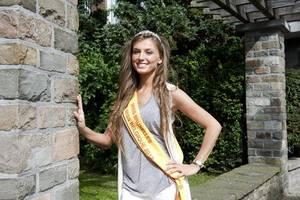 Albana Berisha, élue Miss Bruxelles 2012