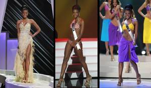 Miss Univers 2011 : Leila Lopes