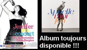 "Jenifer : Le single ""L'Amour Fou"", disponible en digital !!!"