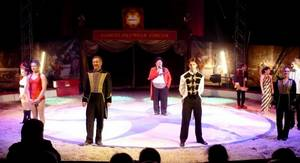 """Le spectacle du cirque Pauwels est """"FORMIDABLE"""" !!!"""