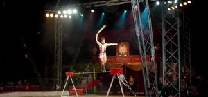 "Le spectacle du cirque Pauwels est ""FORMIDABLE"" !!!"