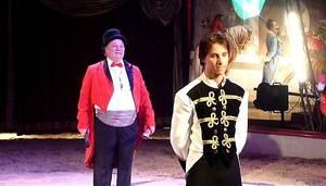 Présentation des artistes du cirque Samuel Pauwels !!!