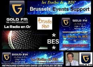 """Sarah Urbin, toujours en programmation dans """"LES ETOILES DE BES"""" sur Gold FM"""