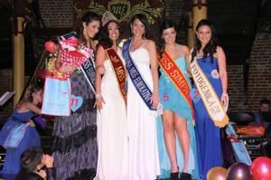 Miss EUROLATINA 2012 : La Colombie à l'honneur - Maiara (Brésil), est élue Princesse !!!