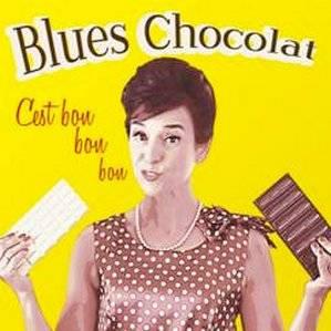 """Marie-Christine Maillard en mode """"Blues"""" chocolat présente : Sa """"RECETTE MAGIQUE"""""""
