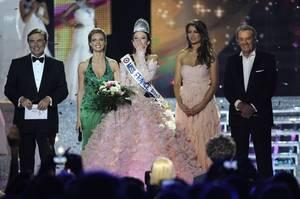 Miss France 2012 : l'Alsace à l'honneur avec Delphine Wespiser