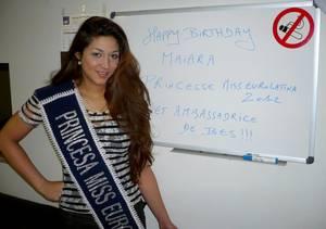 MAI, l'invitée d'honneur des Etoiles de BES, à l'occasion de son anniversaire !!!
