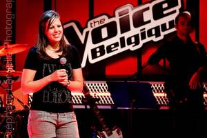 Romy Perrier qualifiée pour THE VOICE BELGIQUE, ira dans l'équipe de LIO !!!