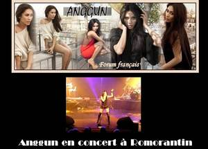 "Anggun : ""You And I"", la chanson de la France pour l'Eurovision 2012"