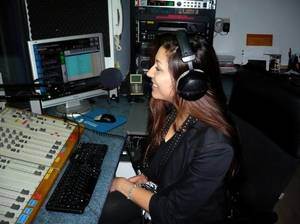 MAI l'Ambassadrice de BES, à nouveau dans les studios de GOLD FM - 29.02.2012