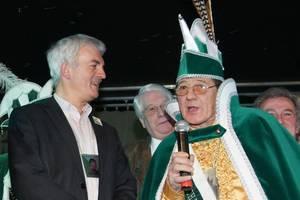 83ème Carnaval de Schaerbeek 24.03.2012 - Le Scharnaval, émission BES le 21 mars